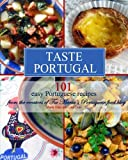 img - for Taste Portugal | 101 easy Portuguese recipes (Volume 1) book / textbook / text book