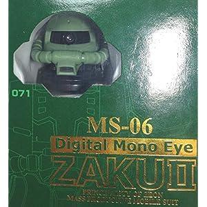 ZAKUヘッド型30万画素デジタルカメラ【デジタルモノアイ MS-06 ザクII】バンダイ