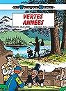 Les Tuniques Bleues, tome 34 : Vertes ann�es  par Cauvin