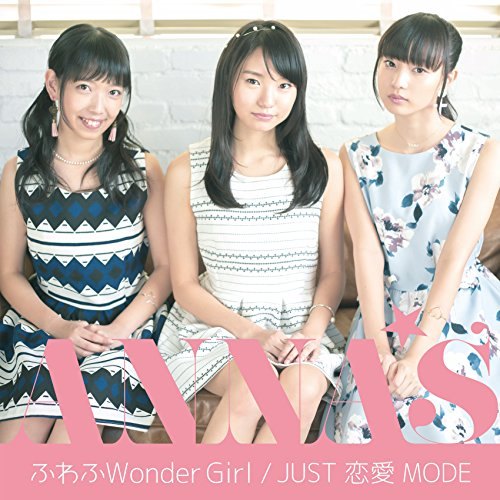 ふわふ Wonder Girl/JUST恋愛MODE (Type-A)
