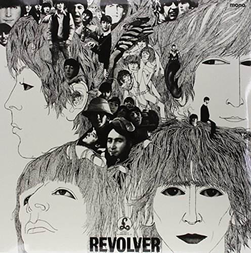The Beatles - Revolver - (Parlophone PMC 7009/PCS 7009) - B7 - Zortam Music
