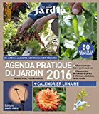 Agenda Jardin 2016...