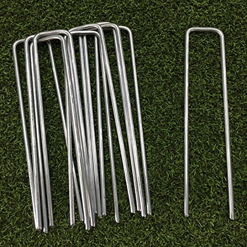 lawn-world-50-pack-extra-strong-square-top-artificial-grass-turf-u-pins-galvanised-metal-pegs-staple