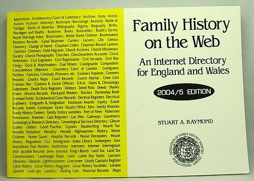 Family History on the Web