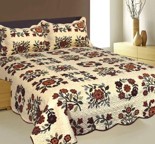 King Size Bedspread Sets 18 front