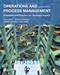 Operations and Process Management: Pr...