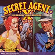 Secret Agent X #21: Kingdom of Blue Corpses | G. T. Fleming-Roberts