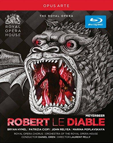 Meyerbeer: Robert le diable (Blu Ray) [Blu-ray]