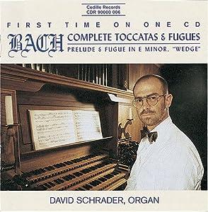 Complete Toccatas & Fugues for Organ