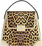 Vernissage Wine Handbag White (Leopard Print)