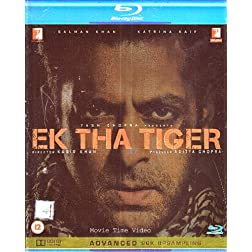 Ek Tha Tiger (Blu-Ray)