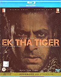 Ek Tha Tiger (Blu-Ray)