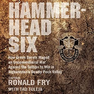 Hammerhead Six Audiobook