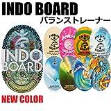 INDO BOARD インドボード  バランスボード ローラー DVDのお得な3点セット  INDOBOARD インドゥボード  サーフィン スノーボード トレーニング (サーフ(SURF))