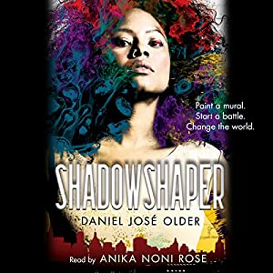 Shadowshaper Audiobook