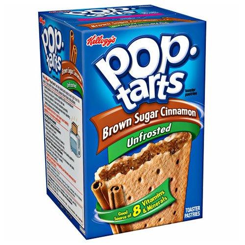 Kellogg's Pop-Tarts Brown Sugar Cinnamon Toaster Pastries 8 ct