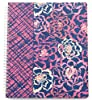Gorgeous Vera Bradley Notebook with Pockets Katalina Pink