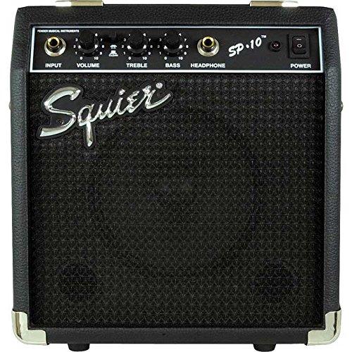 Squier by Fender SP-10 Portable Electric Guitar Amplifier (Guitar Fender Squier compare prices)