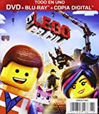 Image de La Lego Película (Dvd + Bd + Copia Digital) (Blu-Ray) (Import Movie) (European Format - Zone B2)