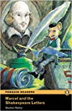 Marcel and the Shakespeare Letters: Level 1 (Penguin Readers Simplified Text)