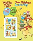 Winnie the Pooh - Fun Sticker Activity (Disney 3d Sticker Activity)