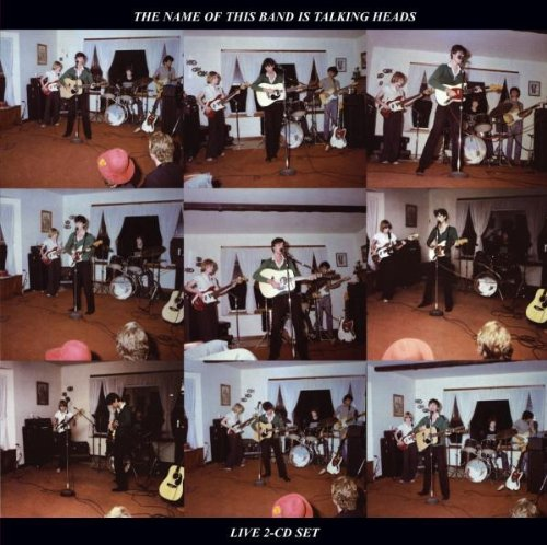 Original album cover of The Name of This Band is Talking Heads by Talking Heads