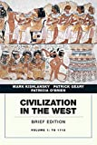 img - for Civilization in the West, Volume 1 book / textbook / text book
