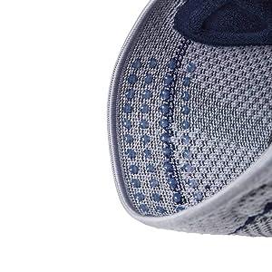 Bauerfeind GenuTrain Knee Support Brace (New Version) - Targeted Support for Pain Relief & Stabilization for Weak, Swollen & Injured Knees & Arthritis - Size 6, Comfort - Color Black (Color: Black (New Version), Tamaño: 6C)