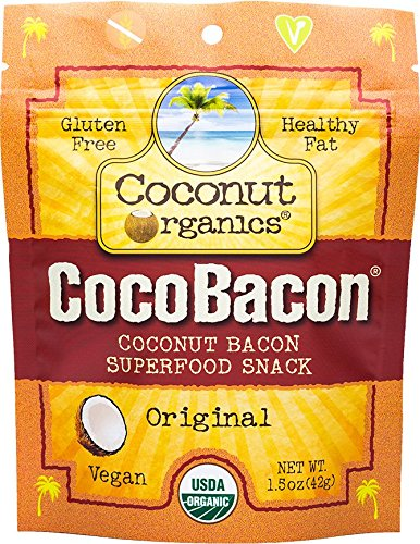 cocobacon coconut bacon paleo snack