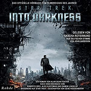 Star Trek: Into Darkness Hörbuch