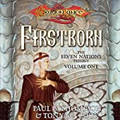 Firstborn: Dragonlance: Elven Nations Trilogy, Book 1 | Paul B. Thompson, Tonya C. Cook