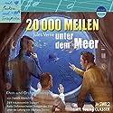 20000 Meilen unter dem Meer Hörspiel von Jules Verne Gesprochen von: Patrick Blank, Malte Arkona
