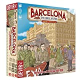 Devir Barcelona: the Rose of Fire Strategy Board Game