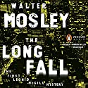 The Long Fall Audiobook by Walter Mosley Narrated by Mirron Willis