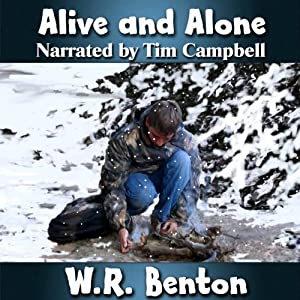 Alive and Alone Audiobook