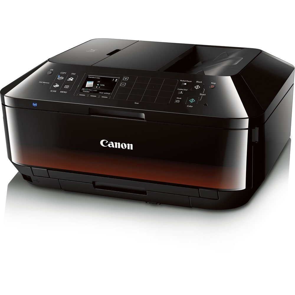 Canon PIXMA MX922 Wireless Color Photo Printer With