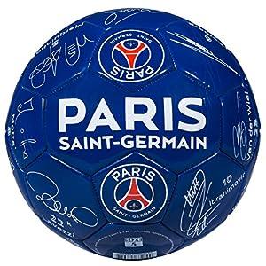 Ballon PARIS SAINT GERMAIN - Collection officielle PSG - Taille 5 - Football Supporter - Ligue 1