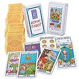 Mystic Fortune Teller Tarot Cards