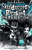 Derek Landy The Faceless Ones (Skulduggery Pleasant - book 3)