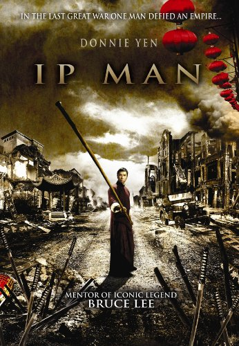 Ip Man Cover