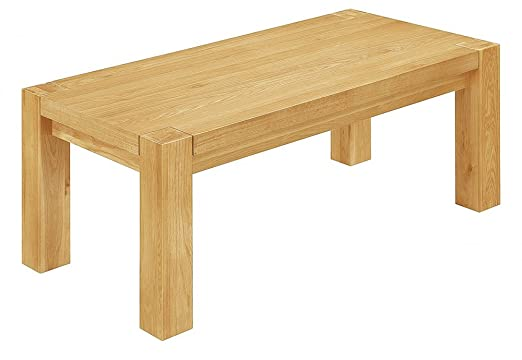 Zeus Oak Coffee Table