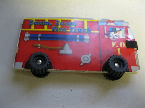 Zoom, Zoom Fire Truck Cuddly Duck Productions