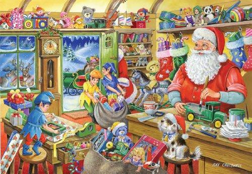 2010 Christmas Edition No.5 500 Piece Jigsaw
