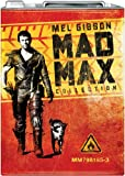 Mad Max - Limited Edition Trilogy with Petrol Can Packaging [Blu-ray + UV Copy] [2013] [Region Free]
