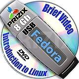 Fedora 18 en 8 GB USB Flash y completa de 3 discos DVD de instalación y de referencia del conjunto, de 32 y 64 bits