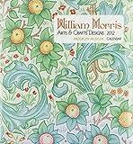 William Morris: Arts & Crafts Designs 2012 Calendar (Wall Calendar) (0764956582) by Brooklyn Museum
