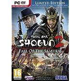Total War: Shogun 2 Fall of the Samurai - Limited Edition (PC DVD) (輸入版 UK)