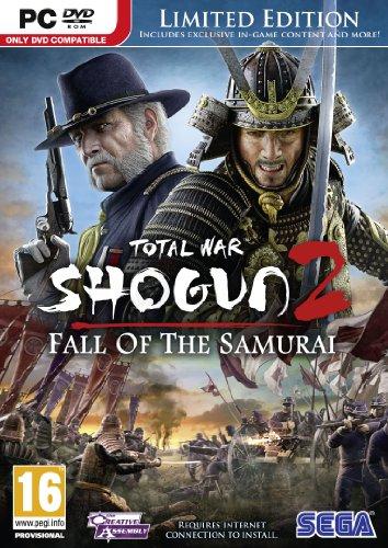 Total War: Shogun 2 Fall of the Samurai - Limited Edition (PC DVD) [Edizione: Regno Unito]