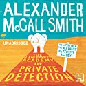 The Limpopo Academy of Private Detection (       UNABRIDGED) by Alexander McCall Smith Narrated by Adjoa Andoh