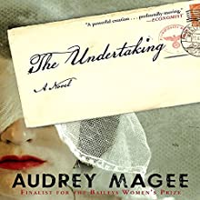 The Undertaking (       UNABRIDGED) by Audrey Magee Narrated by Suzanne Toren